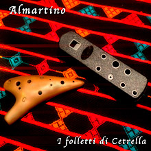 "CD ""I folletti di Cetrella"" musiche suonate e composte da Almartino"